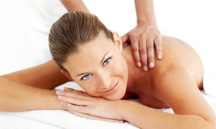 Massages at Somatic Symmetry and Massage (Up to 53% Off). Four Options Available.