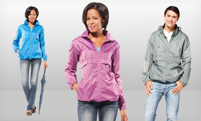 Totes Packable Rain Jackets: $16.99 for a Totes Packable Rain Jacket ($34.99 List Price). 10 Styles Available.