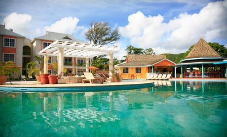 4-Star Caribbean Getaway on St. Lucian Beach