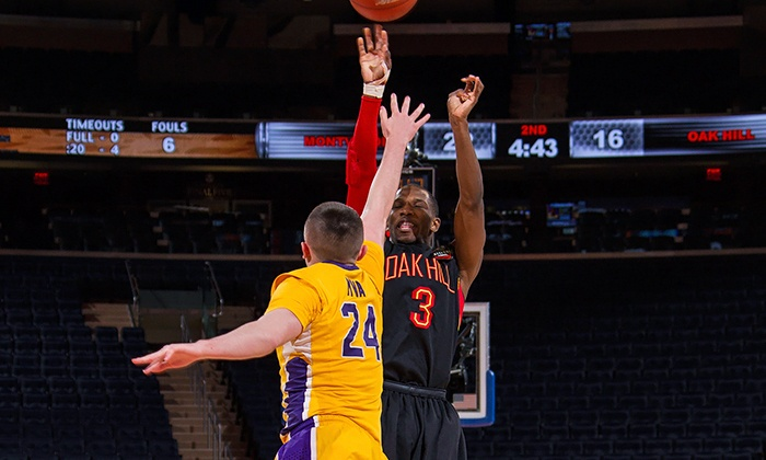 Dick's Sporting Goods High School National Boys & Girls Championships - Madison Square Garden: $10.50 for One Ticket to DICK'S Sporting Goods High-School Basketball Championships at Madison Square Garden ($20 Value)