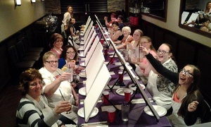 Paint and Pour: $19.99 for Two-Hour Painting Class for One at Paint and Pour  ($35 Value)