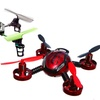QR Shadow or Eclipse Video Drone