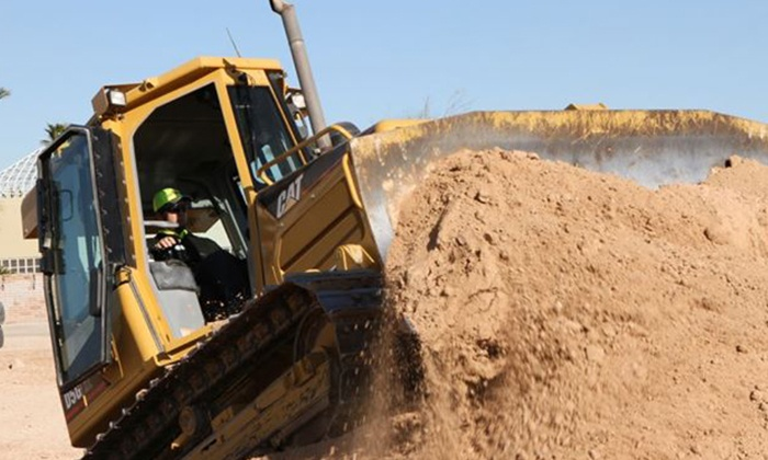 Dig This - Las Vegas: $119 for a 90-Minute Bulldozer or Excavator Big Dig at Dig This ($249 Value)