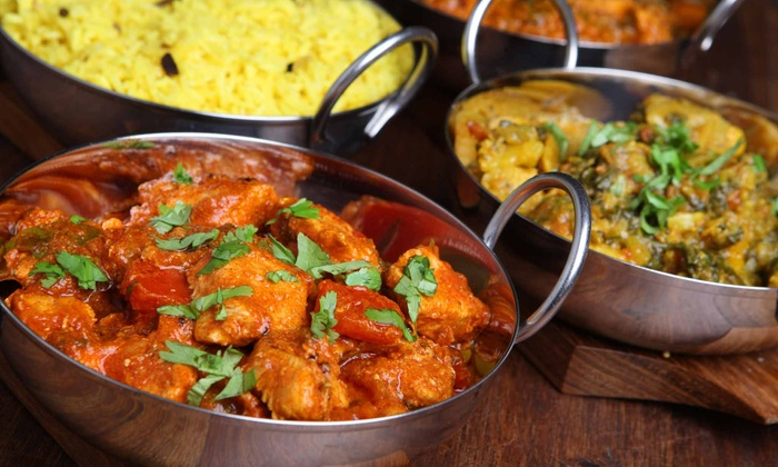 Dancing Ganesha - Downtown West: Indian Cuisine and Drinks at Dancing Ganesha (50% Off). Two Options Available.