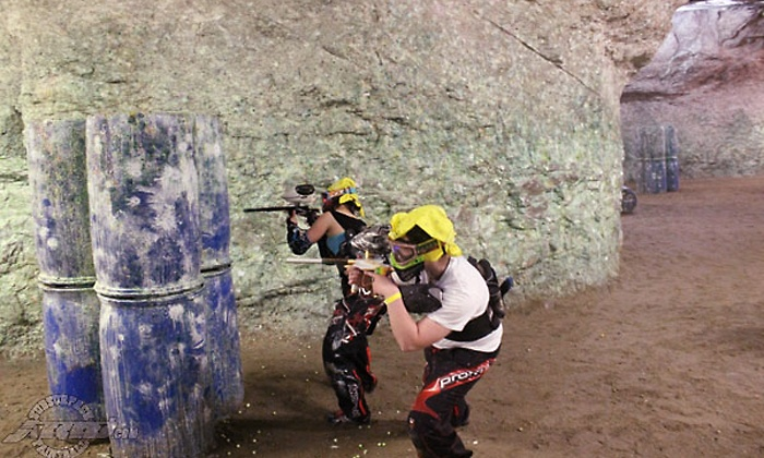 Jaegers Paintball Complex - Jaegers Paintball Complex: Laser Tag and Paintball for Two or Four, or a Paintball Game for Two at Jaegers Paintball Complex (Up to 53% Off)