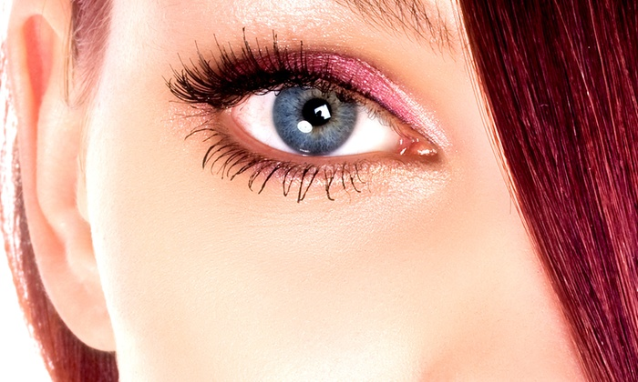 Jennifer Adler at Allure Luxury Lashes at Sa Bel  - Uptown: One Full Set of Eyelash Extensions with One Optional Refill (Up to 66% Off)