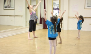 Parkway Dance Centre: Up to 61% Off Dance Classes at Parkway Dance Centre