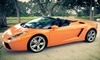LCA-Austin - Hill Country Galleria: One- or Two-Hour Rental of a Lamborghini Gallardo from LCA (51% Off)