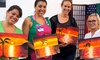 Live Art with Davina - Multiple Locations: Youth or Adult Painting Classes from Live Art with Davina (Up to 76% Off)