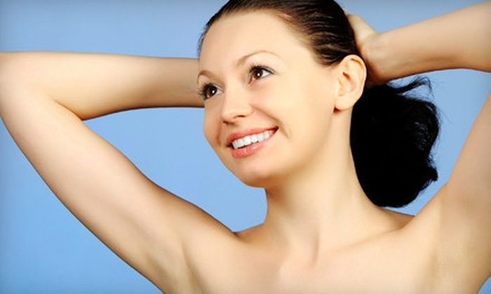 Lazur La Vie - Nyack: Six Laser Hair-Removal Treatments on a Small, Medium, or Large Area at Lazur La Vie (Up to 91% Off)
