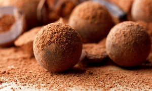Ocean Blue Candy Ltd: Chocolate Truffle Making Course from £29 with Ocean Blue Candy (Up to 53% Off)