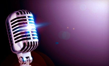 Comedy Show with Appetizers for Two or Four at Planet Gemini (Up to 52% Off)