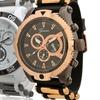 Geneva Men's Hip-Hop Collection Watches