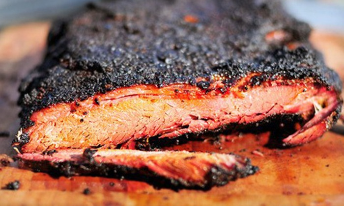 Stretch's BBQ Barn - Amarillo: $7 for $14 Worth of Barbecue at Stretch's BBQ Barn