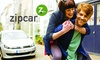 Zipcar Membership Up to 60% Off