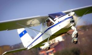Avio Club Val Vibrata: Esperienza di battesimo del volo o volo turistico sulla Riviera delle Palme (sconto fino a 76%)
