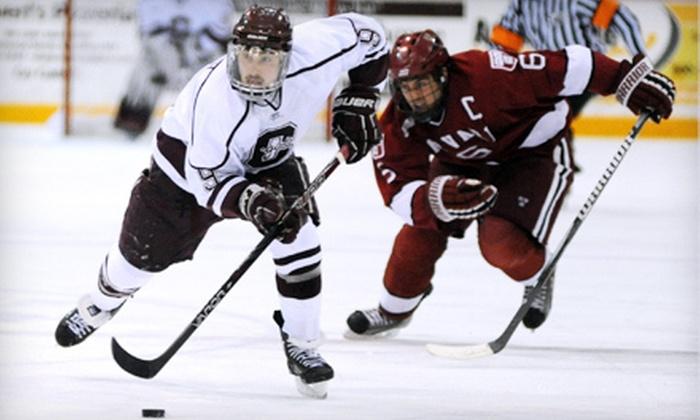 2012 ECAC Men's Hockey Championship - Boardwalk Hall: One Ticket to 2012 ECAC Men's Hockey Championship at Boardwalk Hall in Atlantic City on March 16 or 17