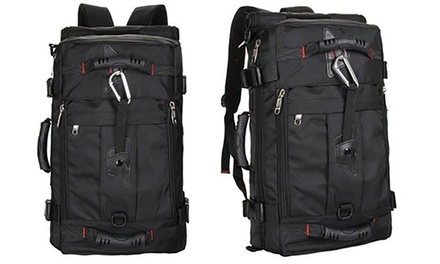 $54 for a 3-Way Adjustable Travel Backpack