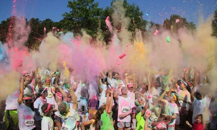 $29 for Color My Run 5K Race on Saturday, May 23 (Up to $50 Value)