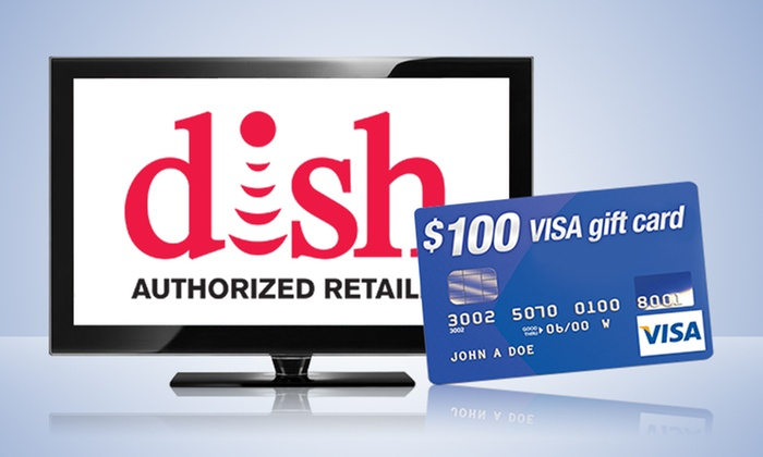 dish network subscription with monthly savings and free visa gift card - Earn Free Visa Gift Cards