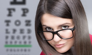 Clear Sight Optical: $52 for an Eye Exam and $200 Toward Glasses at Clear Sight Optical ($265 Value)
