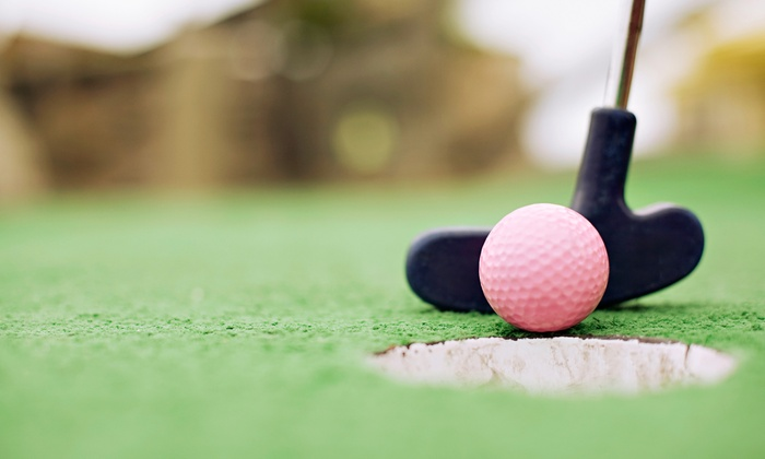 Back to the 50s Mini Golf - Branson: Mini Golf Day Pass for Two or Four at Back to the 50s Mini Golf (Half Off)