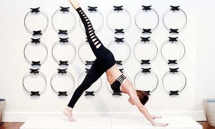 Up to 43% Off Pilates, Barre, and bodyART
