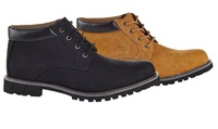 Solo Mens Casual Work Boots
