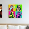 Up to 88% Off Personalized Warhol-Style Print from CanvasChamp