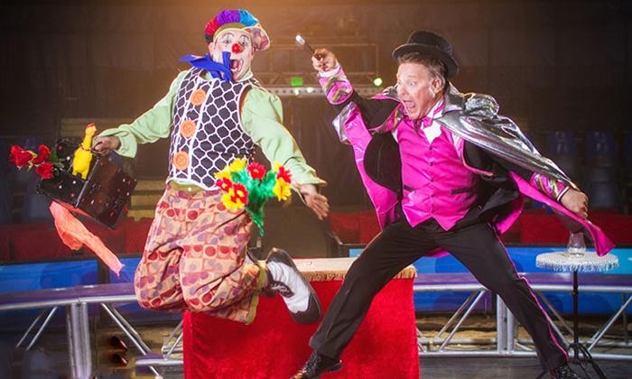 Circus Vargas: Magikaria - Circus Vargas: Circus Vargas: Magikaria, November 28–December 2 (Up to 37% Off)