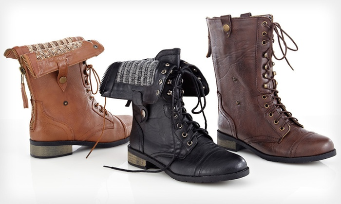 Carrini Women's Boots | Groupon Goods