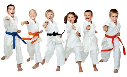 Five or 10 Self-Defense Classes for Children at WingTjun Martial Arts