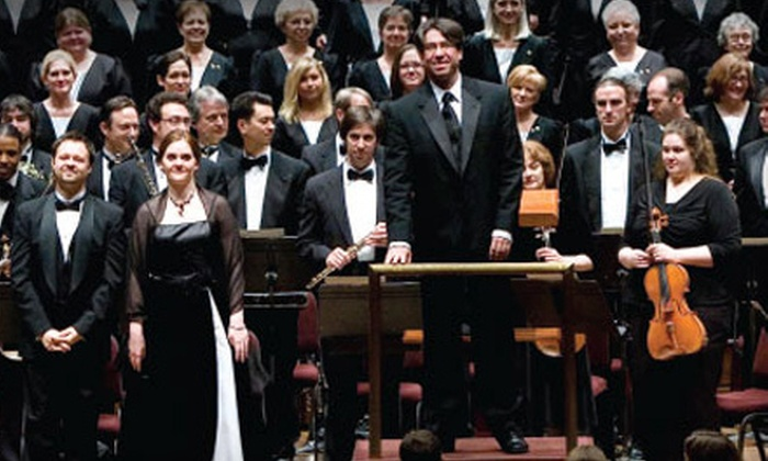"""""""Essential Wagner"""" - Washington Mall: Ticket to The Washington Chorus's """"Essential Wagner"""" at The Kennedy Center on May 20 (51% Off). Three Options Available."""