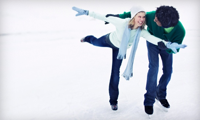 Centerpoint Community Ice - Highland Manor: Ice Skating for Two or Six at Independence Events Center (Up to 60% Off)
