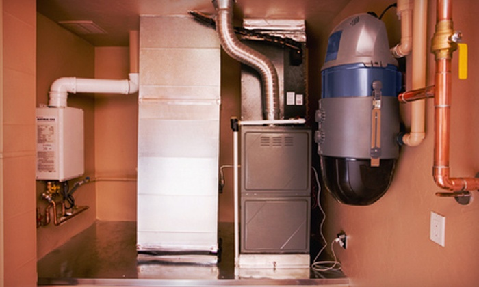 PMC-Professional Mechanical Contractors - Wichita: Furnace Tune-Up or Annual Preventive-Maintenance Agreement from PMC-Professional Mechanical Contractors (Up to 51% Off)