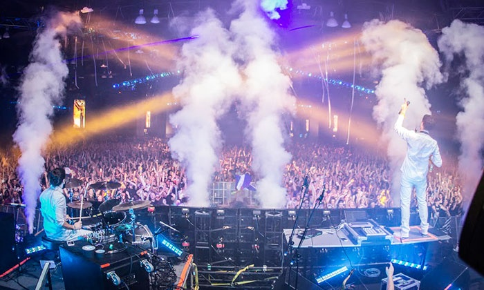 #FEST: 14th Edition - The Venue of Athens: #FEST: 14th Edition feat. Big Gigantic, NGHTMRE, and Lil Uzi Vert on Friday, April 15, at 6 p.m.