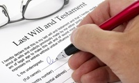 Single or Mirror Will-Writing Service at Yorkshire Wills & Probate (Up to 66% Off)
