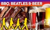 Flying Pigs BBQ Beatles and Beer Festival - Boca Raton: Up to 50% Off Admission  at Flying Pigs BBQ Beatles and Beer Festival on November 7–8 at Sunset Cove Amphitheater