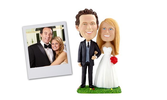 AllBobbleheads.com: Custom Individual or Couples Bobbleheads from AllBobbleheads.com (Up to 54% Off)