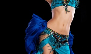 Nadia Ibrahim Belly Dance: Three or Six Belly-Dance Classes at Nadia Ibrahim Belly Dance (Up to 53% Off)