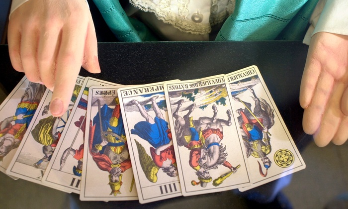 Charles Street Psychic - Mount Vernon: One or Three Tarot Card Readings Plus a Take-Home Crystal Healing Set at Charles Street Psychic (Up to 70% Off)