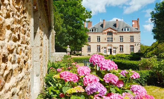Bretagne : 2 ou 4 nuits en appartement avec prêt de VTT au Domaine de Keravel à Plouha pour 2 à 6 personnes