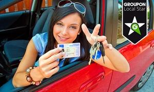 Curso para obtener el carné de conducir B con 4, 6 u 8 prácticas desde 39,95 €