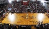 North Carolina Central University Men's and Women's Doubleheader Basketball - McDougald-McLendon Arena: Two or Four Tickets to a NCCU Eagles Basketball Doubleheader at McDougald-McLendon Gymnasium (Up to 42% Off)