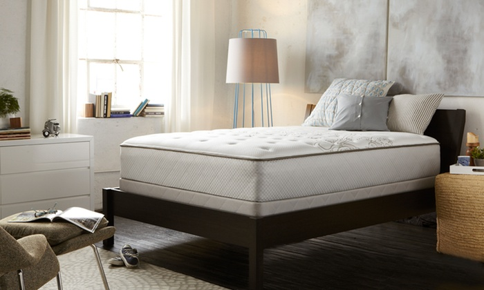 Sealy Posturepedic Eason Falls Plush Mattress Sets: Sealy Posturepedic Plush Mattress Sets. Multiple Sizes Available from $469.99–$779.99.Free White Glove Delivery.