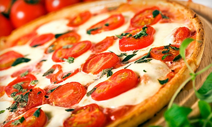 Chicago's Pizza - Mundelein: $10 for $20 Worth of Pizza at Chicago's Pizza