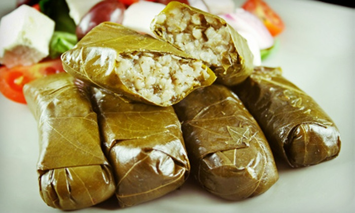 Habibi Restaurant & Cuisine - Edgewater: Mediterranean Food at Habibi Restaurant & Cuisine (Half Off). Two Options Available.