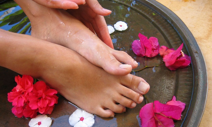 The Pedi Spa - Scotch Plains: Signature or Specialty Pedicure at The Pedi Spa (Up to 75% Off)