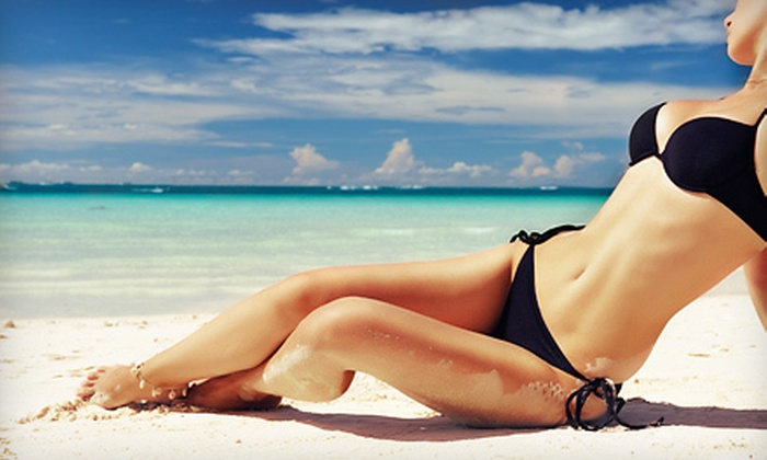 Maui Tan - Clinton Township: $19 for $50 Worth of UV Tanning or Red-Light Therapy at Maui Tan in Clinton Township