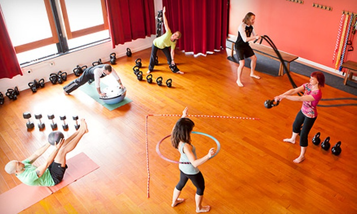Four Gates Physical and Energetic Culture - Kingfield: 10 or 20 Fitness Classes at Four Gates Physical and Energetic Culture (Up to 71% Off)